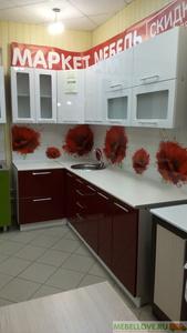 Кухня угловая Интерьер