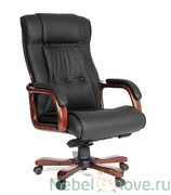 Кресло CHAIRMAN 653 кожа