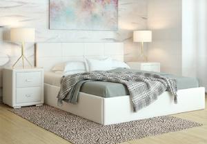 Кровать Alba Белый