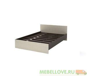 Бася кровать КР 557 (1400)