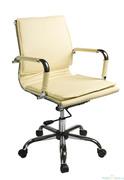 Кресло руководителя CH-993-Low ivory