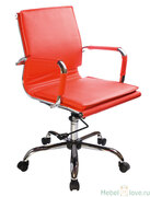 Кресло руководителя CH-993-Low red