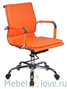 Кресло руководителя CH-993-Low orange