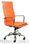 Кресло руководителя CH-993 orange