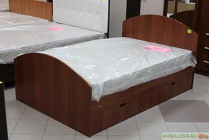 """Кровать """"Экстаза"""" с выдвижными ящиками (MRM)"""