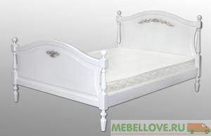 Кровать Жасмин 120