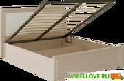 Кровать с подъемным механизмом Глэдис М32
