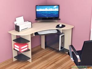 Стол компьютерный угловой Грета-5
