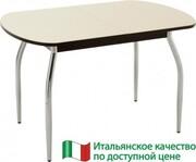 Стол Портофино-2 Рис.0 (хром)