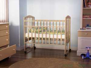 """Кроватка для новорожденных """"Золушка"""""""