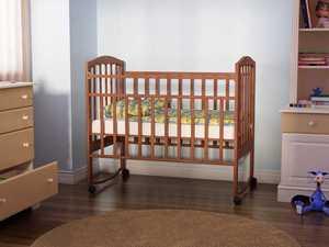 Кроватка для новорожденных Золушка 1