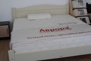 Кровать из массива КД-6
