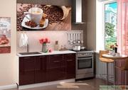 """Кухня """"Кофе"""" 1600 мдф"""
