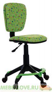Кресло детское Бюрократ CH-204-F/CACTUS-GN