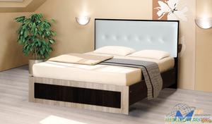 Кровать с мягким изголовьем (MRM)
