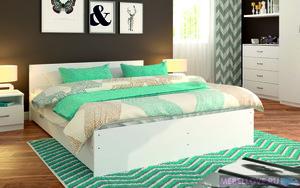 М4 Кровать 1,4 Осло без ящиков