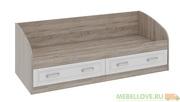 Кровать с двумя ящиками Прованс