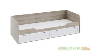 Кровать с 2-мя ящиками Ривьера