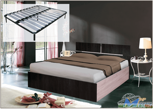 Кровать на металлокаркасе (МRМ)
