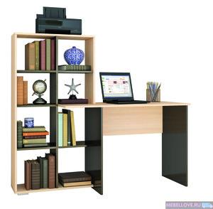 Стол компьютерный Квартет-3
