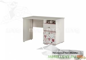 Малибу стол письменный ПС-04