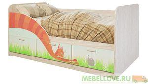 """Кровать """"Минима Сказка"""""""