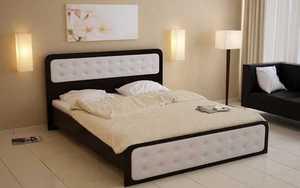 Кровать Неро (без основания)