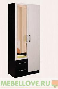 Шкаф двухдверный Николь (MRM)