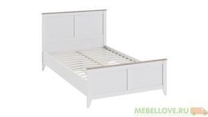 Односпальная кровать с изножьем Ривьера