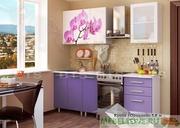 "Кухня ""Орхидея"" 1600 мдф"