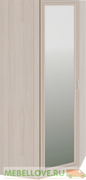 Угловой шкаф с зеркалом Остин М1