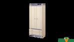 Шкаф для одежды «Индиго» ПМ-145.10