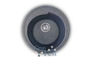 RONDO GF-R450 / круглая 1 секционная мойка