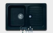 STANDART GF-S780L / реверсивная 1 секционная мойка