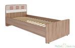 Кровать Розали 96.04 с основанием