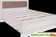 Саванна М04 Кровать с настилом 1400