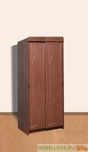 Шкаф-купе 2-х створчатый (MRM)