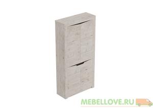 Шкаф 2-дверный прихожая Соренто (MBG)