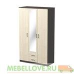 Шкаф трехдверный Николь (MRM)