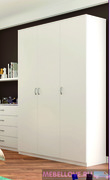 М1 Шкаф 3-створчатый Осло