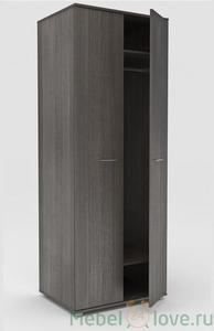 Шкаф для одежды глубокий P-731