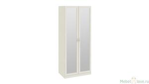 Шкаф для одежды с 2-мя зеркальными дверями Лючия