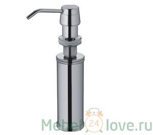 Дозатор F405 для кухонной мойки (металл)