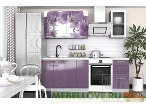 Кухня София Орхидея 1,6