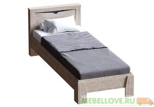 Кровать 0,9 Соренто (MBG)