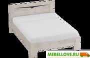 Кровать 1,6 Соренто (MBG)