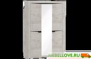 Шкаф 3-х дверный Соренто (MBG)