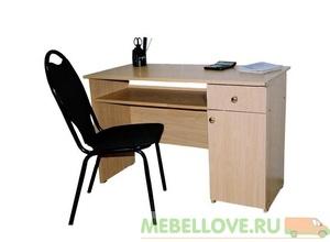 Стол письменный с ящиком (Вита)