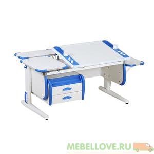 Парта WHITE-TECHNO MAXI СУТ-31