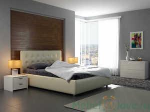 """Кровать Veda 1 (цвета """"люкс"""")"""